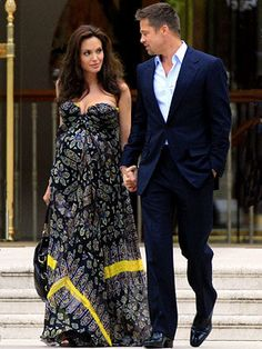 Angelina Jolie, Brad Pitt, 2008 Cannes Film Festival, Cannes by Day, Fashion