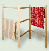 Traditional Wooden Clothes Horse by GNU | GNU airers