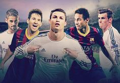Real Madrid vs Barcelona LIVE Blog