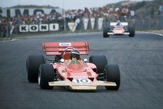 Hollande 1970 Rindt Lotus 72C