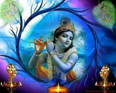 Lord Krishna # 1