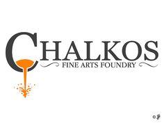 Logo - Chalkos Fine Arts Foundry by Yazid Azahari, via Flickr