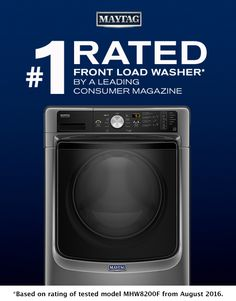 Nothing tops Maytag.