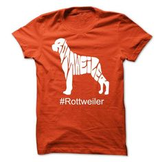 Rottweiler T-Shirt Hoodie Sweatshirts ieo. Check price ==► http://graphictshirts.xyz/?p=104188