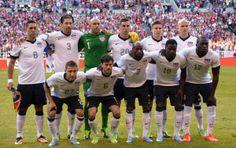 USA World Cup 2014 Football Team