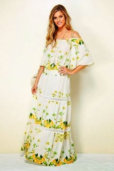 Fashion Friday: Decote ciganinha | CBBlogers