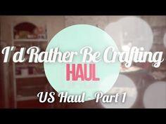 US Haul - Part 1 - Michaels