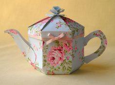 Teapot Treats Gift Box