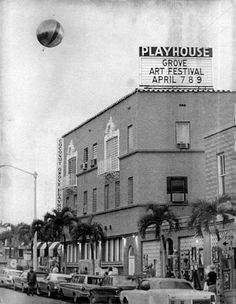 Coconut Grove Playhouse, 1972