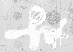sanaa diagram pavilion - Google Search