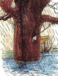 May 2015 and the rain has started while we hurried to plant our tomato seedlings. Winnie The Pooh A. Milne - Ernest H. Winne The Pooh, Winnie The Pooh Quotes, Winnie The Pooh Friends, Pooh Bear, Tigger, Eeyore, Eh Shepard, 100 Acre Wood, Hundred Acre Woods