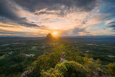 Glass House Mountains, Australie