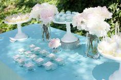 Idées pour une décoration de mariage bleu clair [Photos]