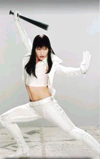 Milla Jovovich as UltraViolet