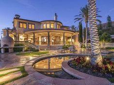 Classy mansion.