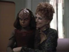 Lwaxana Troi: Daughter of the Fifth House, Holder of the Sacred Chalice of Rixx, Heir to the Holy Rings of Betazed.... Top 10 Next Gen: Lynn's Favorite Star Trek TNG Episodes