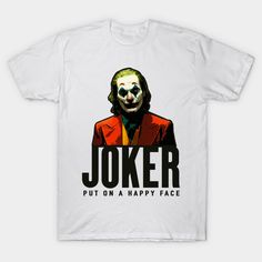 f1e35369 Fashion T-shirt · Joker, Joker 2019, Joker trailer, New Joker, Joker actor,  Joker quotes