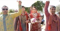 10 svatebních zvyků z celého světa. Plivání na nevěstu, povinný pláč a rozhovory se stromem