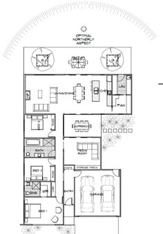 Iris | Home Design | Energy Efficient House Plans | | Green Homes Australia