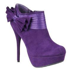 Amazon.com: Riverberry Women's 'Covina' Platform Stiletto Booties (More colors available): Shoes