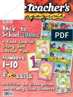 Teacher Magazine, Have Fun Teaching, English Language, Back To School, Kindergarten, Posters, Activities, How To Plan, Books