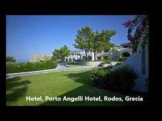 Hotel Porto Angelli, Statiunea Rhodos, Insula Rodos, Grecia Creta, Golf Courses, Mansions, House Styles, Porto, Rhodes, Manor Houses, Villas, Mansion