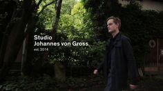 Interview Johannes von Gross // Analog Mensch Digital – Design an der Schnittstelle.  #exhibition #blicksammlung #design #Ausstellung #graphicdesign #MadeinGermany #Berlin #analogmenschdigital #interview #JohannesvonGross