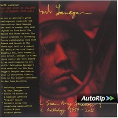 Has God Seen My Shadow? An Anthology 1989-2011: Mark Lanegan: Amazon.fr: Musique