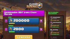 Como conseguir gemas gratis en clash royale 2017 sin aplicacion