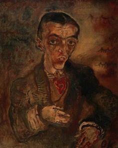 Le comte Verona, par Oskar Kokoschka