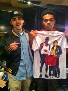 John Agnello and Chance The Rapper on the Social Experiment Tour
