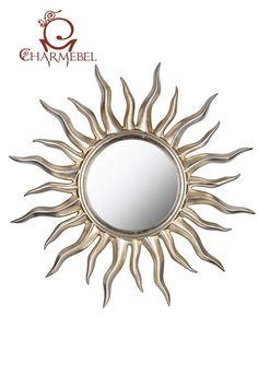 Предметы интерьера — Зеркала — Зеркало F1079-Shiny silver