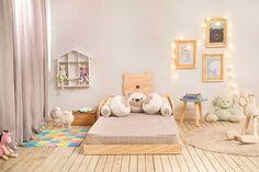 quarto de bebe decorado Mais