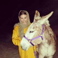 Gotta ride this donkey to the inn this evening!,  #film #leahcatherinethompson #movies #movieset #onset