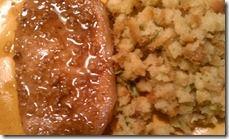 Honey garlic pork chops from http://armsofasister.com