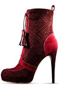 John Galliano - Women's Shoes - 2012 Pre-Fall