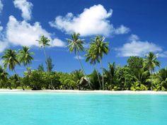 Plaże - Darmowe tapety na pulpit: http://wallpapic.pl/krajobrazy/biale-piaszczyste-plaze/wallpaper-28632