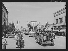 Pre war Vale, OR 4th of July
