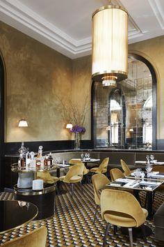 Restaurant «Bacco e Venere» à Casablanca Décoration maison ...