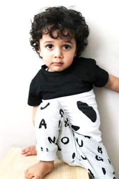 ★ T-shirt ★  PANDA  #tshirt#kids#kidsfashion#