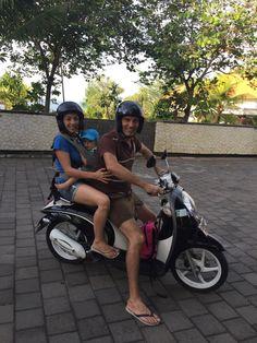 viajar a bali con bebe www.dream-om.com Bali, Om, Motorcycle, Viajes, Biking, Motorcycles, Motorbikes, Engine