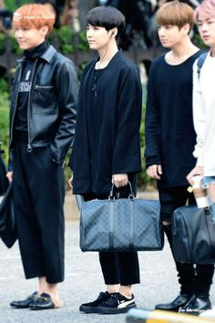 161014 #BTS Music Bank