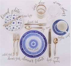As you might recall from this post, I've been thinking a lot about how I'd like our table settings to...
