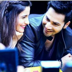 10 Pics of Varun Dhawan and Alia Bhatt which prove they make the cutest B-Town couple!- Alia-Varun 6 WhatsApp us for Purchase & Inquiry : Buy Best Designer Collection from padukon Bollywood Couples, Bollywood Stars, Bollywood Celebrities, Bollywood Actress, Tgif, Happy Hour, Varun Dhawan Photos, Alia Bhatt Varun Dhawan, Aalia Bhatt