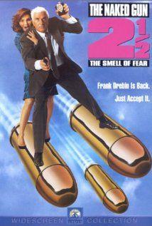 The Naked Gun 2½: The Smell of Fear / HU DVD 10996 / http://catalog.wrlc.org/cgi-bin/Pwebrecon.cgi?BBID=12601796