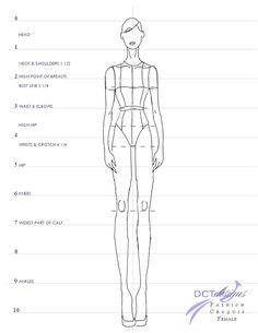 Drawings Fashion Design Croquis | Tags: croquis , fashion , fashion illustration