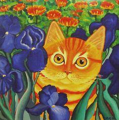 Vincent's Cat by Anni Morris