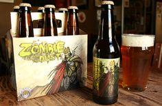 Zombie Dust Beer