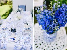 Toile-de-Jouy Inspired Candi Wedding Workshop | Austria|Carmen and Ingo Photography