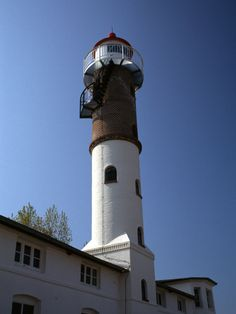 Leuchtturm Timmendorf/Poel, Ostsee, Germany